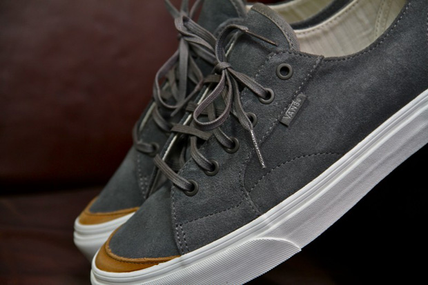 black and grey vans. VANS California 31 CA – Black